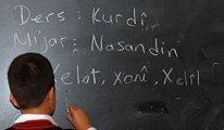'Kürtçe'ye acımasız bir asimilasyon yapılıyor'
