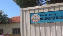 İzmir'de cami avlusunda eğitim
