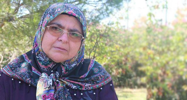İstanbul'da AKP önünde eylem yapması engellenen anne: Nereye gidelim?