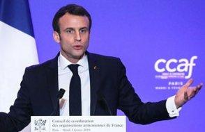 Macron'dan flaş Suriye talebi