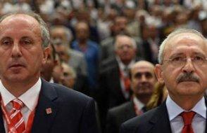 Kılıçdaroğlu'ndan İnce için adaylık açıklaması