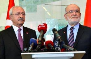 Karamollaoğlu'nun CHP ziyaretinden bakın hangi mesaj çıktı