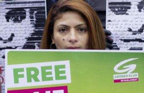 Suudi aktivist açlık grevine başladı