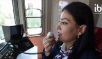 İmamoğlu'ndan 'metro kullanan kadın' videosuyla cevap