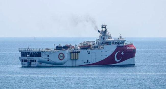 Ankara-Atina arasında yeni Doğu Akdeniz gerilimi