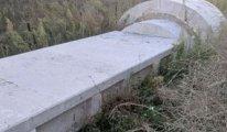 2 bin 300 yıllık mezarın üstüne beton döktüler