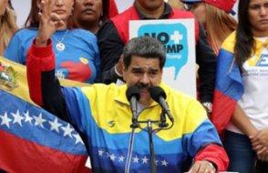 Maduro'dan suikast girişimi açıklaması