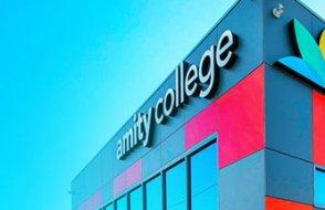 Avustralya'da Amity Koleji yeni binası törenle hizmete açıldı