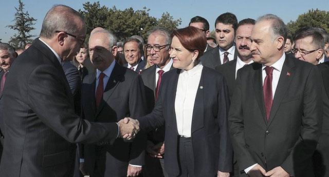 Meral Akşener'den 'AKP ile ittifak' cevabı