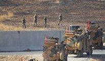 İdlib'de Türk askeri geçerken patlama yaşandı