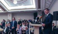 AKP'li belediye Davutoğlu'nun İstanbul'daki yeni parti merkezini mühürledi