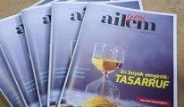 Yeni Ailem Dergisi yeni sayısı basıldı