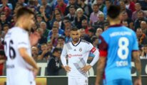 Trabzonspor-Beşiktaş maçında 5 gol vardı