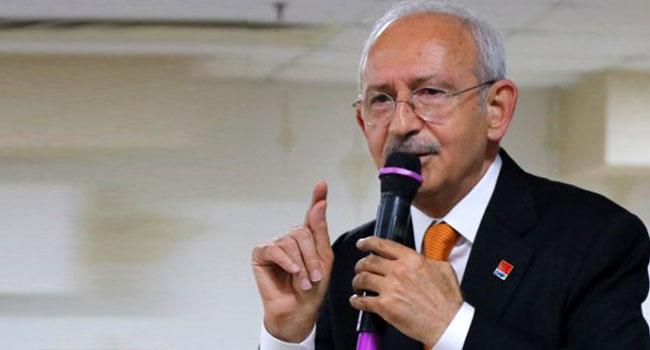 Eski CHP'li vekil aday adaylığını açıkladı...