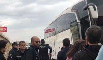 'KHK'lılar Buluşması' için Ankara'ya giden gruplara polis müdahale etti