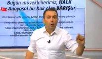 Beyaz TV sunucusundan İzmir Barosu'na: Hainsiniz, şerefsizlik yapmayın