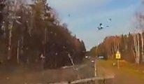 İşte görünmez kaza buna denir !
