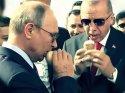 Afrika dönüşü uçakta Putin'e mesaj!