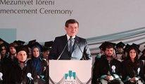 Davutoğlu'nun kurduğu üniversiteye tedbir kararı