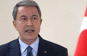 Bakan Akar, Türkiye'nin Suriye'den ne zaman çıkacağını açıkladı