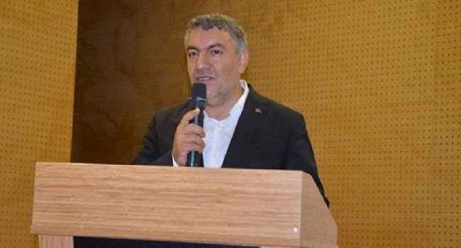 AKP'li başkan vatandaşa böyle hakaret etti