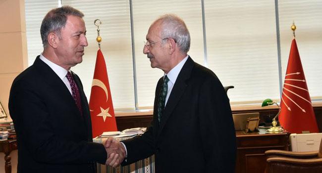 AKP'nin arka kapı diplomasisini açık etti