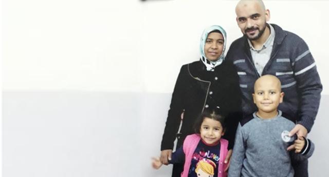 Kemik kanseri Ahmet Burhan Ataç'ın annesi de gözaltına alındı