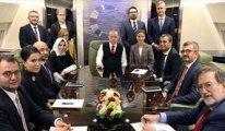 Erdoğan: Yaptırımlardan endişelenmiyorum, Çanakkale'de bir tas çorbaya talim etmiş ülkeyiz