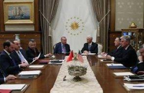 ABD ve Türkiye'den 13 maddelik açıklama