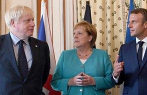Macron, Merkel, Johnson ve Erdoğan buluşacak