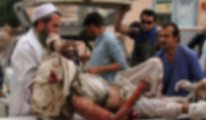 [FLAŞ] Afganistan'da patlama: 62 ölü