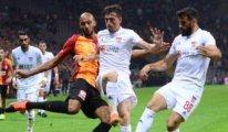 Galatasaray-Sivasspor maçında tam 5 gol vardı