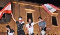 Lübnan halkının protestoları sonuç verdi