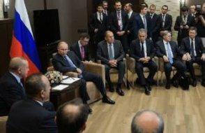 Türkiye ile Rusya arasında 10 maddelik Suriye anlaşması