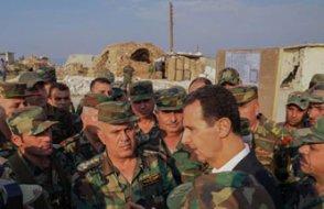 Esad, Erdoğan'ın restine cevap verdi: Kuzeyden gelen boş seslere rağmen...