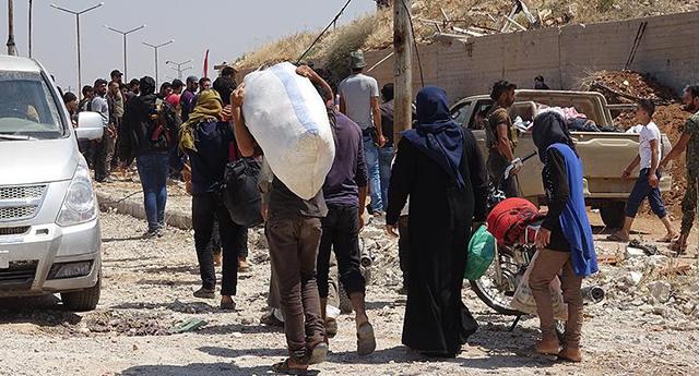 Caferi: Suriye'de Kürt sorunu yok, Türkiye'de var
