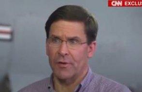 ABD Savunma Bakanı Mark Esper'den Suriye açıklaması