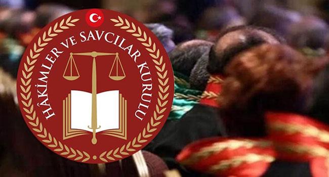 '400 hakim ve savcı hakkında soruşturma sürüyor'