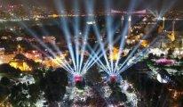 Sultanahmet Meydanı'nda 29 Ekim kutlaması