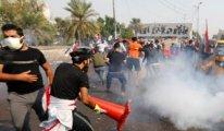 Bağdat'ta halk reform için sokağa çıktı