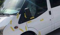Minibüsü tarayan polis davasında gelişme