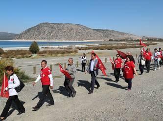 CHP'den 'Salda Gölü' çağrısı
