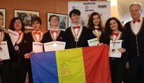 Romanyalı öğrencilerden Astronomi olimpiyatlarında büyük başarı