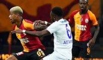 Galatasaray-Çaykur Rizespor maçında 2 gol vardı