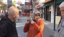 Sokakta sohbete polis gözaltısı: Siz gideceksiniz biz geliyoruz!