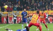 Fenerbahçe liderlik fırsatını değerlendiremedi