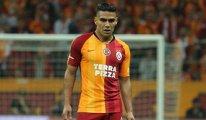 Galatasaray'dan Falcao için sakatlık açıklaması!