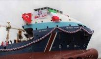 Deniz Kuvvetleri'ne gemi inşâ ediyordu...