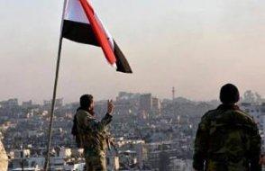 Suriye askerleri Türkiye sınırına yerleşti