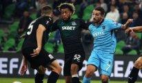 Trabzonspor Avrupa defterini erken kapattı